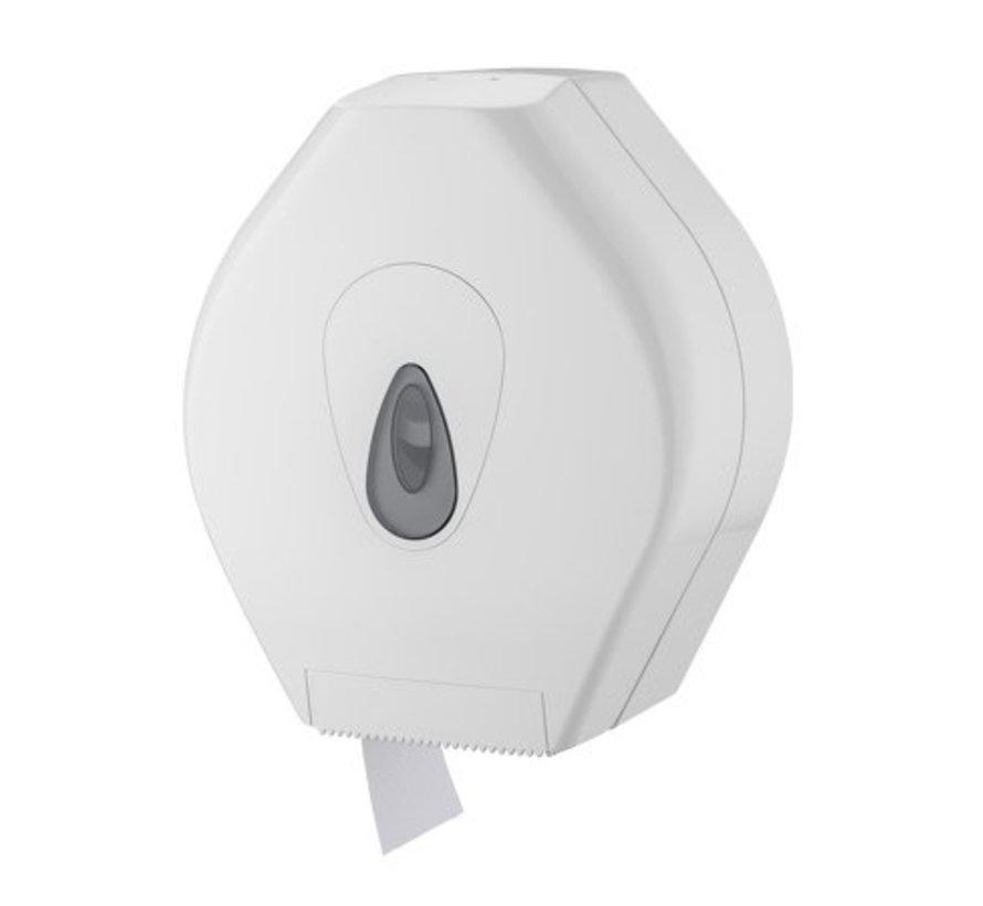 Jumbo roll dispenser maxi plastic