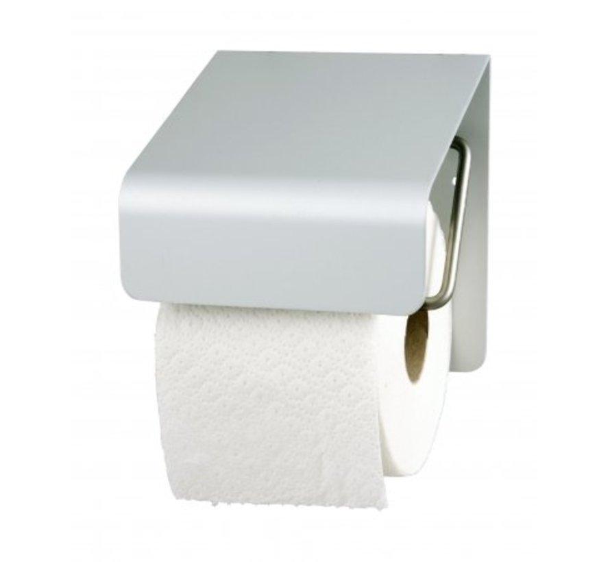 Toilet roll holder aluminum