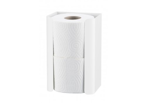 MediQo-line Spare roll holder duo white
