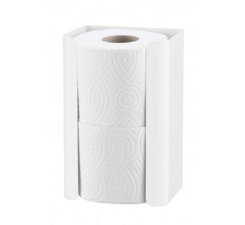 MediQo-line Porte rouleau de rechange duo blanc
