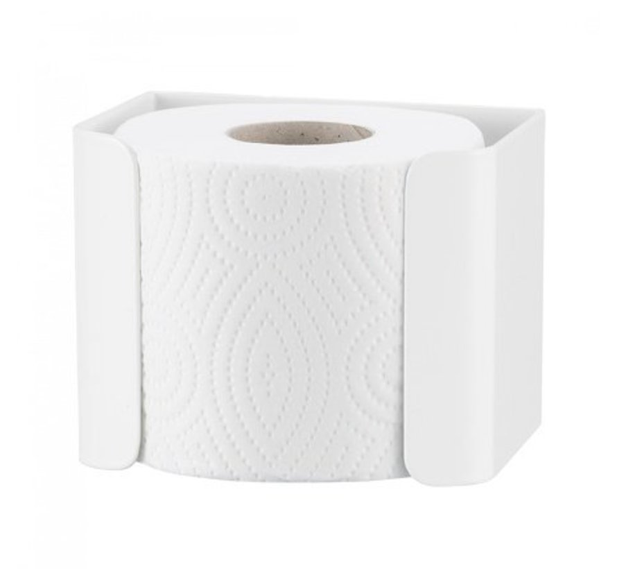 Spare roll holder uno white