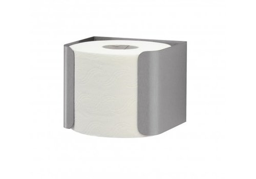 MediQo-line Spare roll holder uno stainless steel
