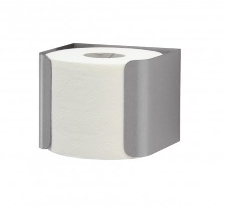 Spare roll holder uno stainless steel