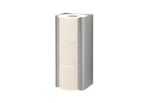 MediQo-line Reserverolhouder trio aluminium
