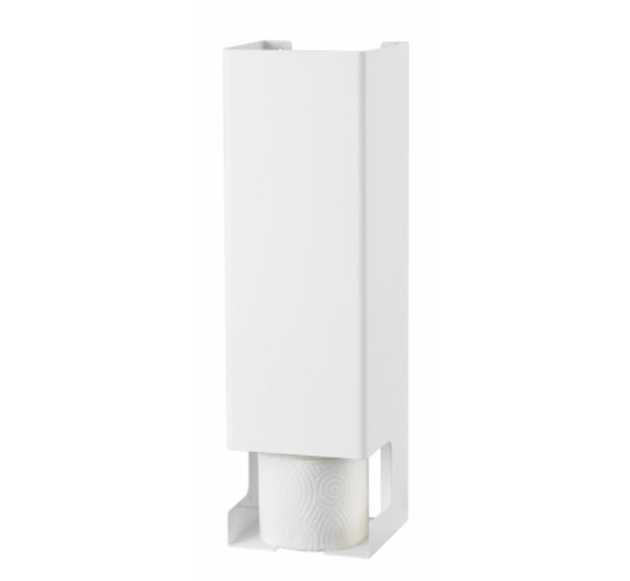 Spare roll holder 5rols white