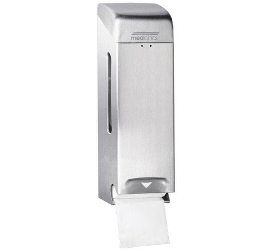 3-roll holder stainless steel