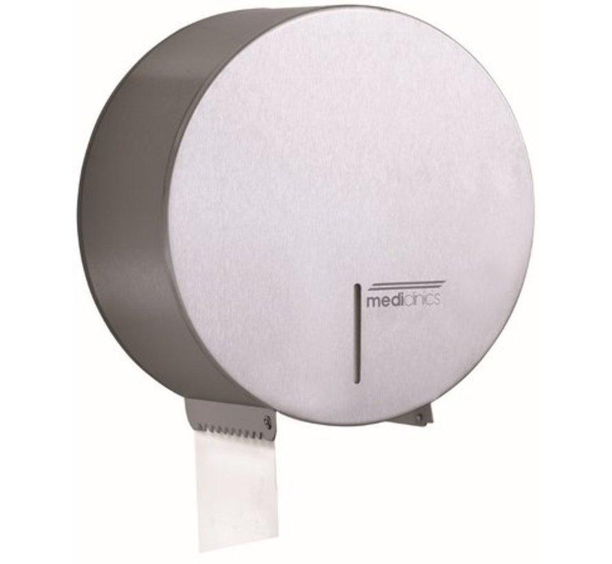 Jumbo dispenser small stainless steel