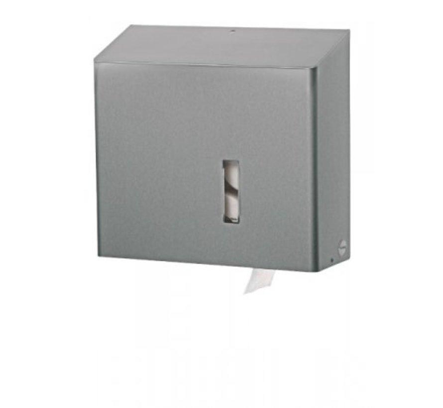 Toilet roll holder 4 rolls stainless steel