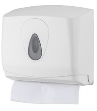 PlastiQline  Towel dispenser mini plastic