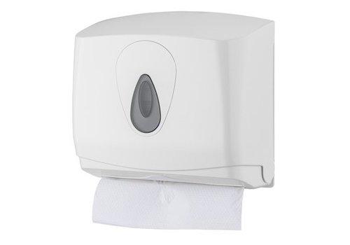 PlastiQline  Handdoekdispenser mini kunststof