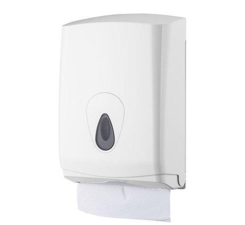PlastiQline  Distributeur d'essuie-mains midi en plastique