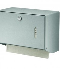 Wings Towel dispenser aluminum small