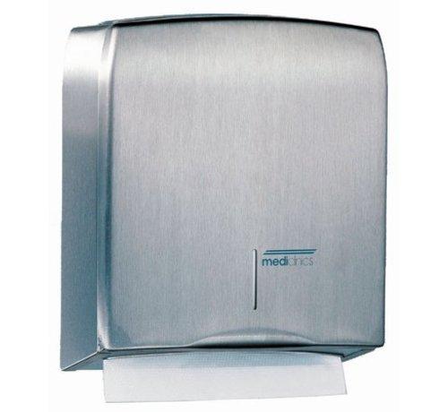 Mediclinics Handdoekdispenser RVS