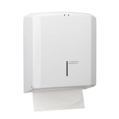 Mediclinics Towel dispenser white