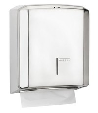 Mediclinics High-gloss towel dispenser