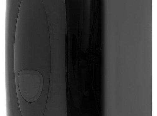 PlastiQline 2020 Cleaning roll dispenser midi plastic black