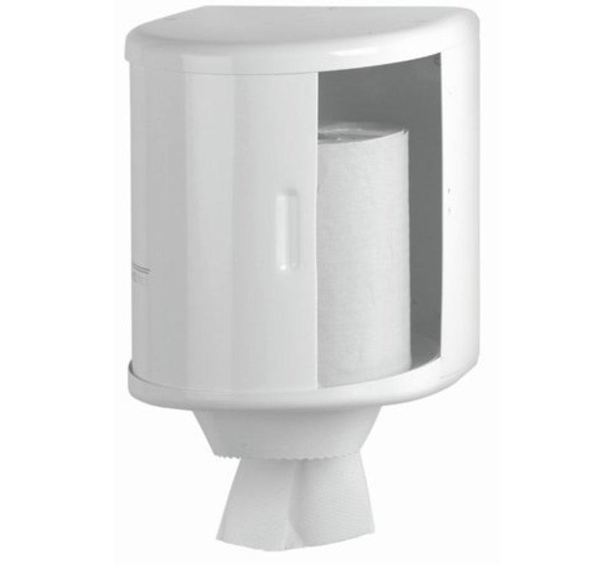 Brush holder white