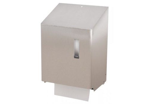 SanTRAL Handdoekroldispenser groot automatisch