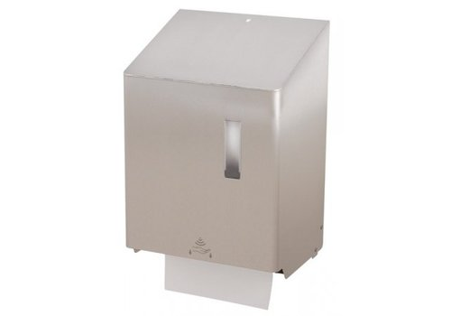 SanTRAL Towel roll dispenser large touchless
