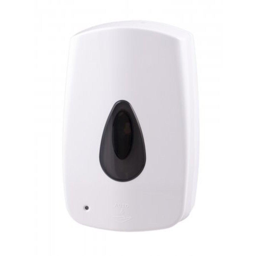 Soap dispenser automatic 1200 ml plastic refillable-1