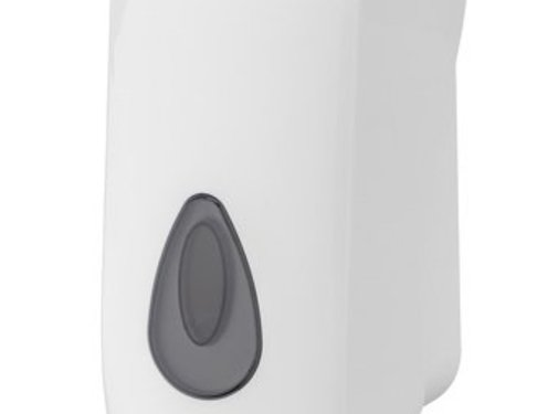 PlastiQline  Foam soap dispenser 400 ml plastic refillable