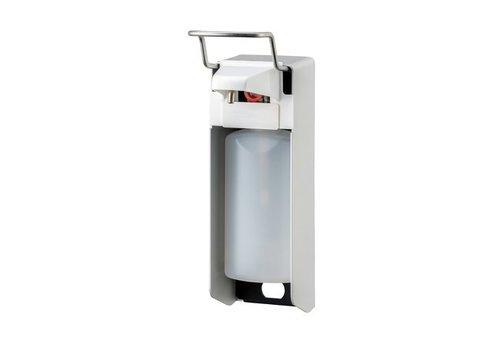 MediQo-line Soap & disinfectant dispenser 500 ml KB aluminum