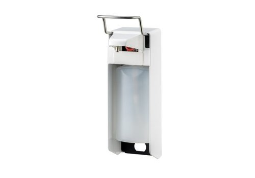 MediQo-line Soap & disinfectant dispenser 500 ml KB white