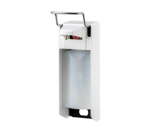 MediQo-line Distributeur de savon et de désinfectant 500 ml KB blanc
