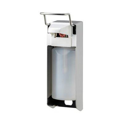 MediQo-line Soap & disinfectant dispenser 500 ml KB stainless steel
