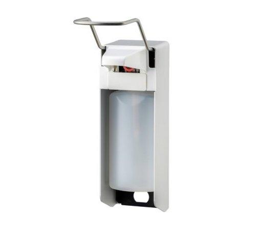 MediQo-line Distributeur de savon et de désinfectant 500 ml LB aluminium