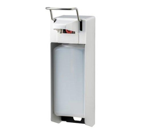 MediQo-line Distributeur de savon et de désinfectant 1000 ml en aluminium KB