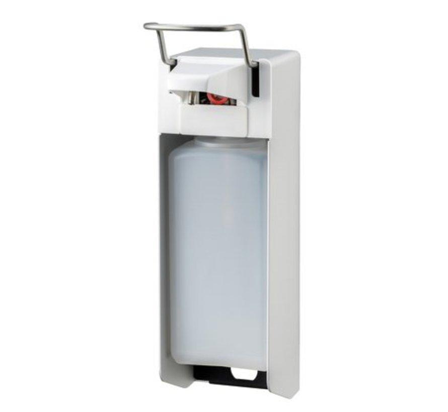 Soap & disinfectant dispenser 1000 ml KB aluminum