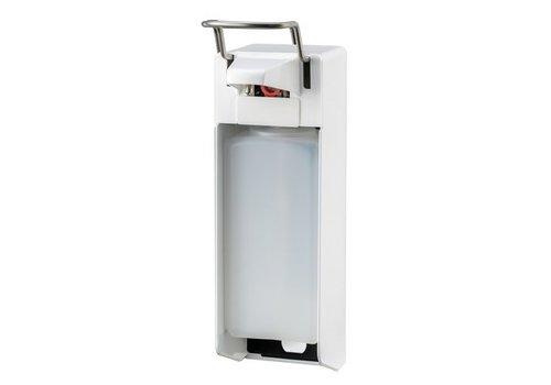 MediQo-line Soap & disinfectant dispenser 1000 ml KB white
