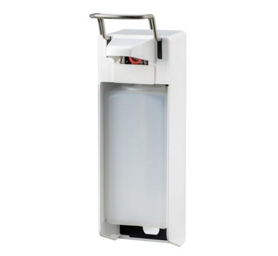 Distributeur de savon et de désinfectant 1000 ml KB blanc