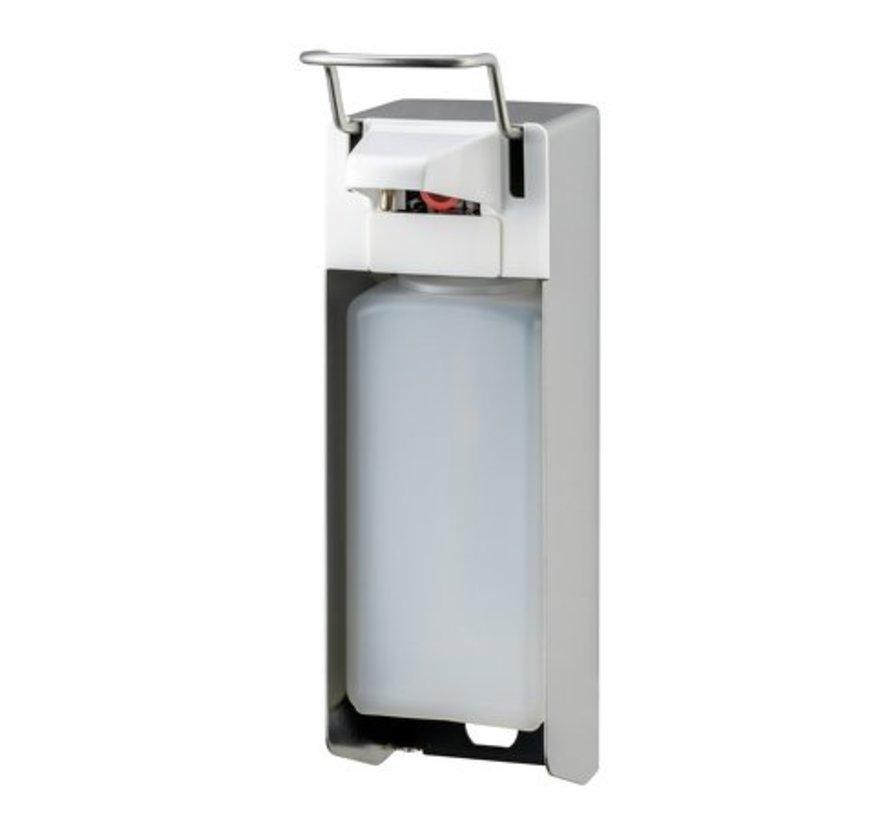 Distributeur de savon et de désinfectant 1000 ml en acier inoxydable KB