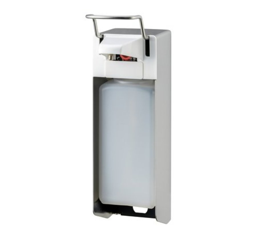 Soap & disinfectant dispenser 1000 ml KB stainless steel