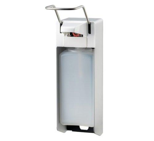 MediQo-line Distributeur de savon et de désinfectant 1000 ml LB aluminium