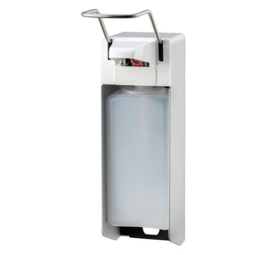 Zeep- & desinfectiemiddeldispenser 1000 ml LB aluminium