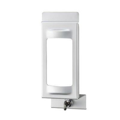 MediQo-line Afsluitplaat aluminium 500 ml
