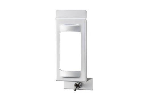 MediQo-line Closing plate aluminum 500 ml