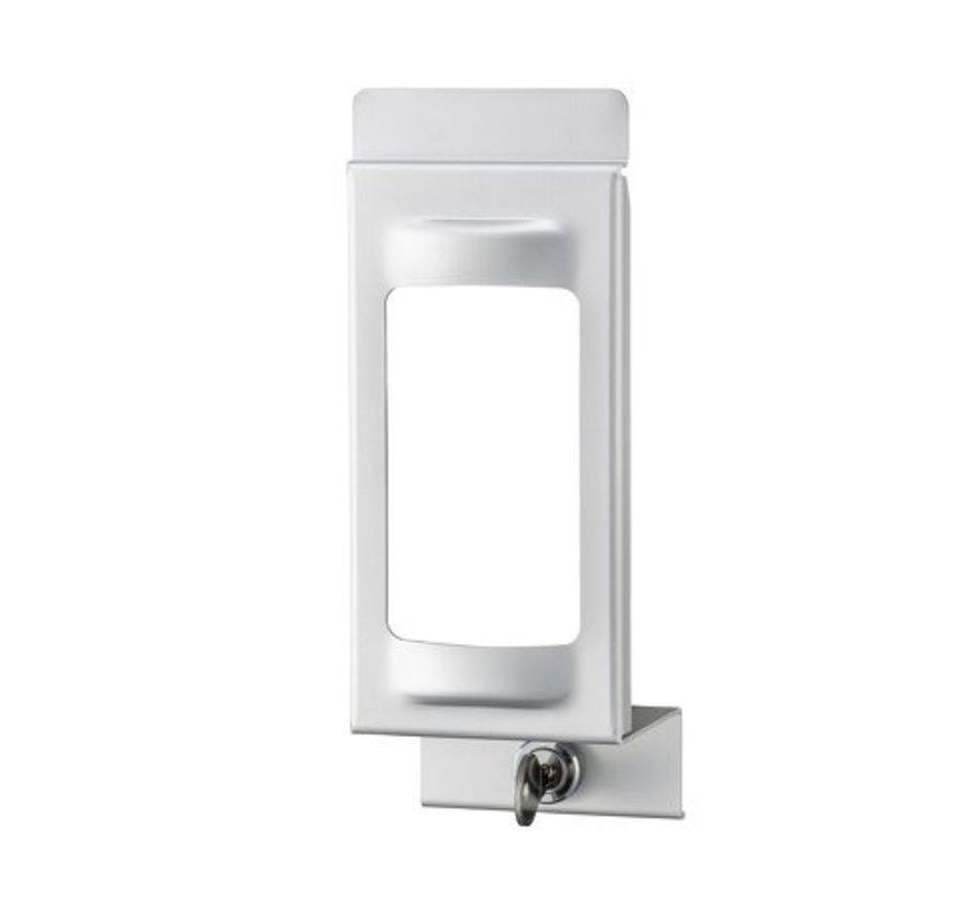 Plaque de fermeture en aluminium 500 ml