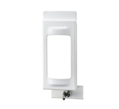 MediQo-line Plaque de fermeture blanche 500 ml