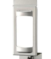 MediQo-line Stainless steel closure plate 500 ml