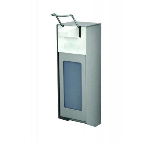 MediQo-line Garage soap dispenser 2500 ml aluminum