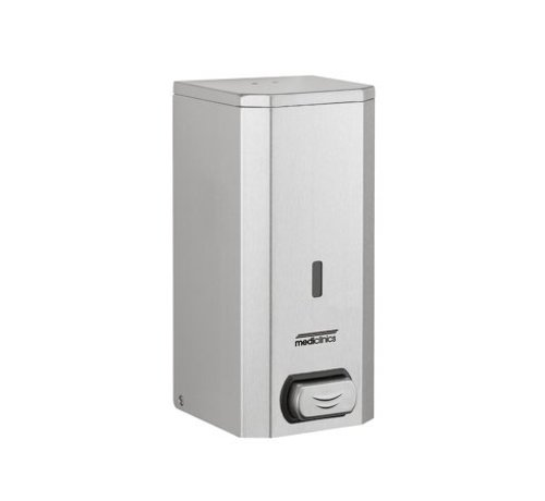 Mediclinics Soap dispenser stainless steel 1500 ml