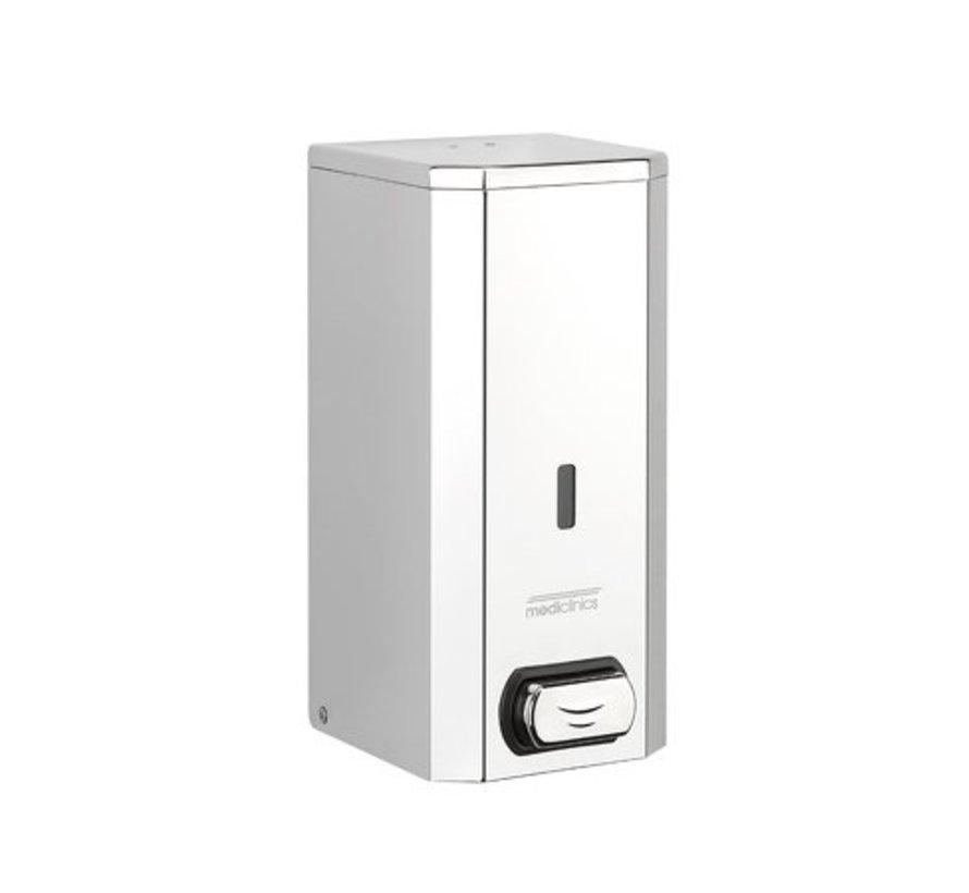 Foam soap dispenser stainless steel high-gloss 1500 ml