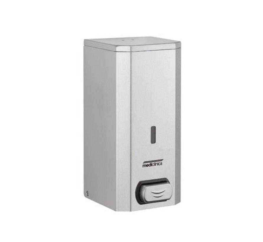 Foam soap dispenser stainless steel 1500 ml