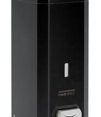 Mediclinics Spray dispenser stainless steel black 1500 ml