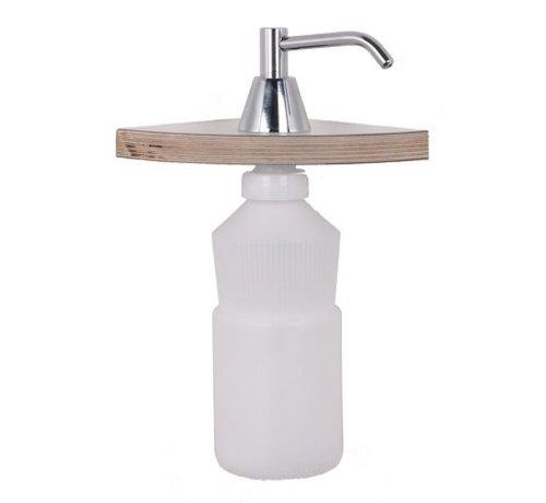 Mediclinics Pompe à savon intégrée 950ml