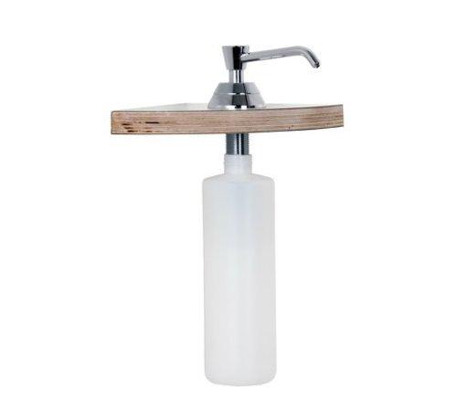 Mediclinics Pompe à savon intégrée 480 ml